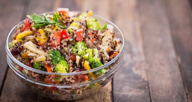 lentil and charred broccoli chaat recipe