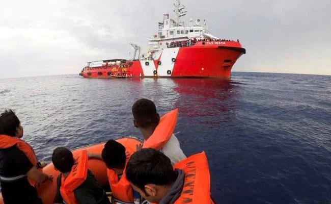 Nearly 100 Migrants 'Still Floating In Mediterranean, Risk Drowning': UN