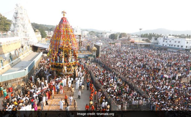 Tirupati Temple Writes To RBI To Exchange Banned Notes Worth Rs 25 Crore
