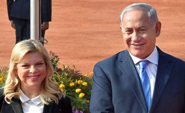 Image result for PM ISRAEL WITH TAJ