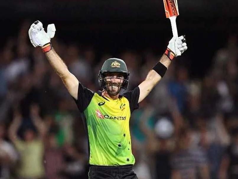 2nd T20I: Glenn Maxwell Century Powers Australia To 5-Wicket Win Over England | Cricket News