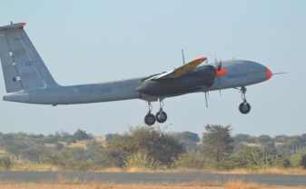 India's Home-Made Drone 'Rustom 2' Flies With High-Power Engine