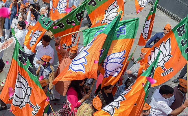 BJP Releases Fourth List Of 35 Candidates For Bihar Assembly Elections