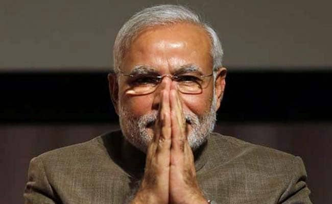 PM Modi Wishes For 'Positive Change' As He Greets People For Navratri