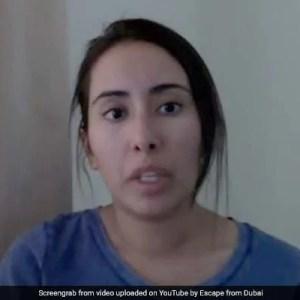 दुबई के शासक की बेटी शेखा लतीफा को विदेश यात्रा पर, तस्वीरें सामने आई