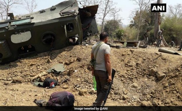 60 Naxals Led By Local Commanders Attacked CRPF Team In Sukma: Police