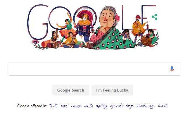 Kamaladevi Chattopadhyay Is Today's Google Doodle: 5 Facts About India's First Woman To Run For Legislative Office