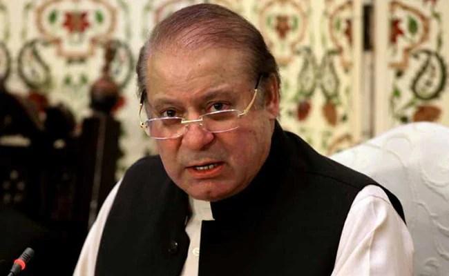 رئيس الحكومة الباكستانية السابق المسجون نواز شريف انتقل إلى مستشفى للرعاية القلبية