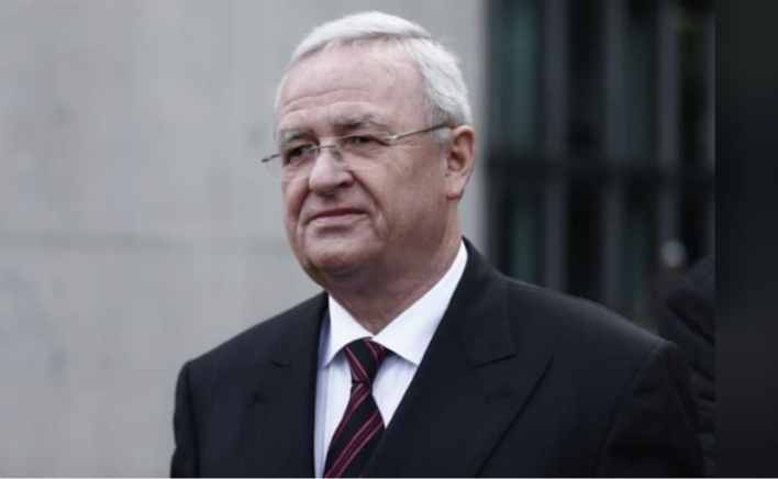 martin winterkorn charged over dieselgate