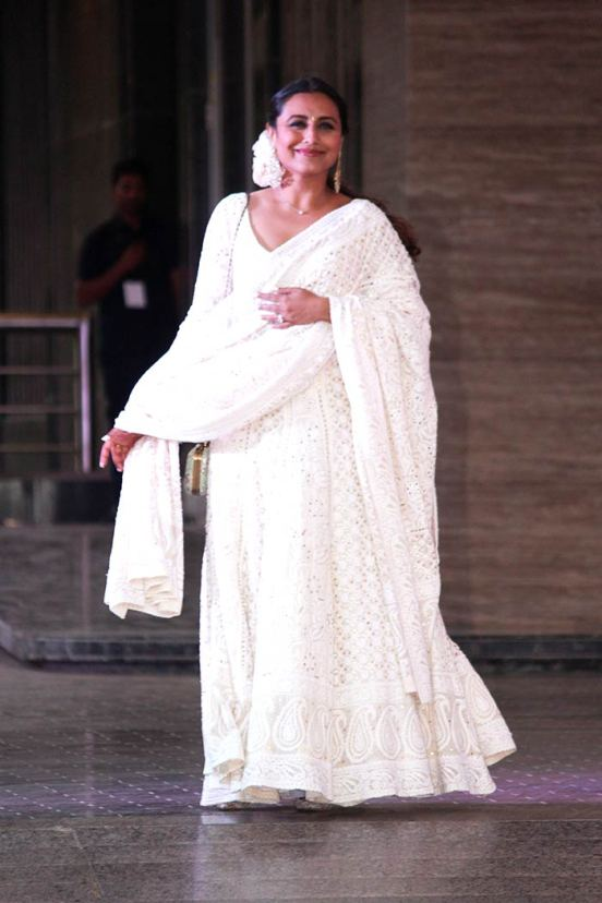Rani at Sonam's Wedding