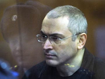 Russian tycoon Mikhail Khodorkovsky to reunite in Berlin with wife, children