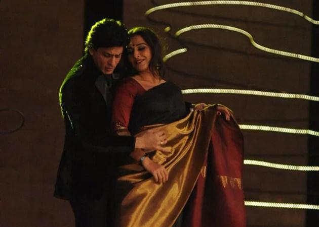 Image result for vidya balan shahrukh khan