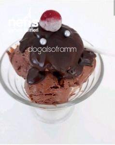 Yoğurtlu Kakolu Dondurmamsı