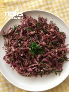 Gerçek Soğan Salatası (Adana Kebap Yanı Meşhur Salata)