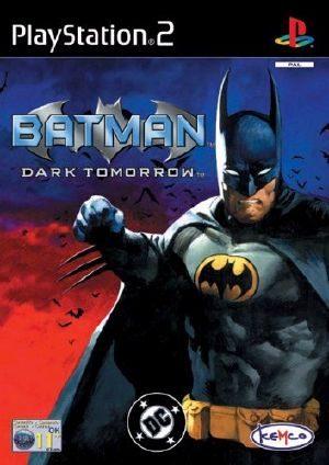 Batman Dark Tomorrow Ps2