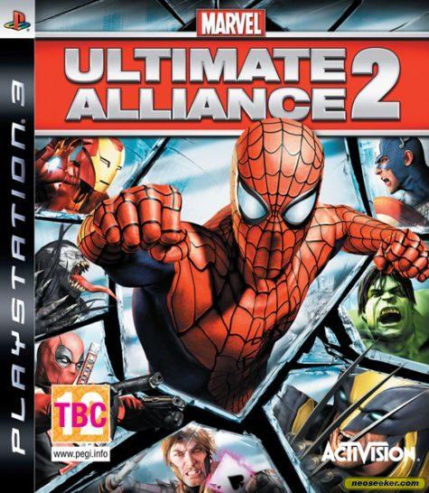 MARVEL ULTIMATE ALLIANCE 2 | GAMES TROPHIES