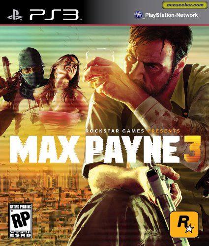 Max Payne 3 (2012) PROPER PS3-DUPLEX
