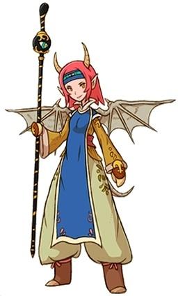 Final Fantasy Tactics A2 Grimoire Of The Rift Concept Art