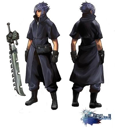 Final Fantasy XV Concept Art