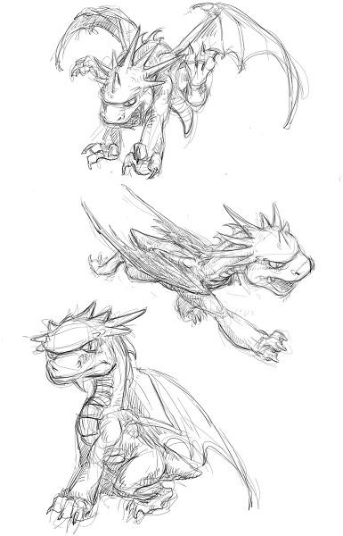 Skylanders Spyros Adventure Concept Art