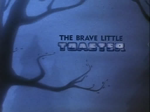 Image result for the brave little toaster movie poster
