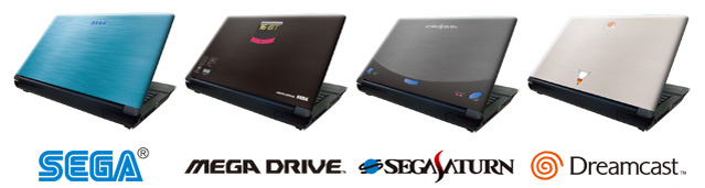 Japan Sees Limited Run Of Laptops Inspired By SEGA