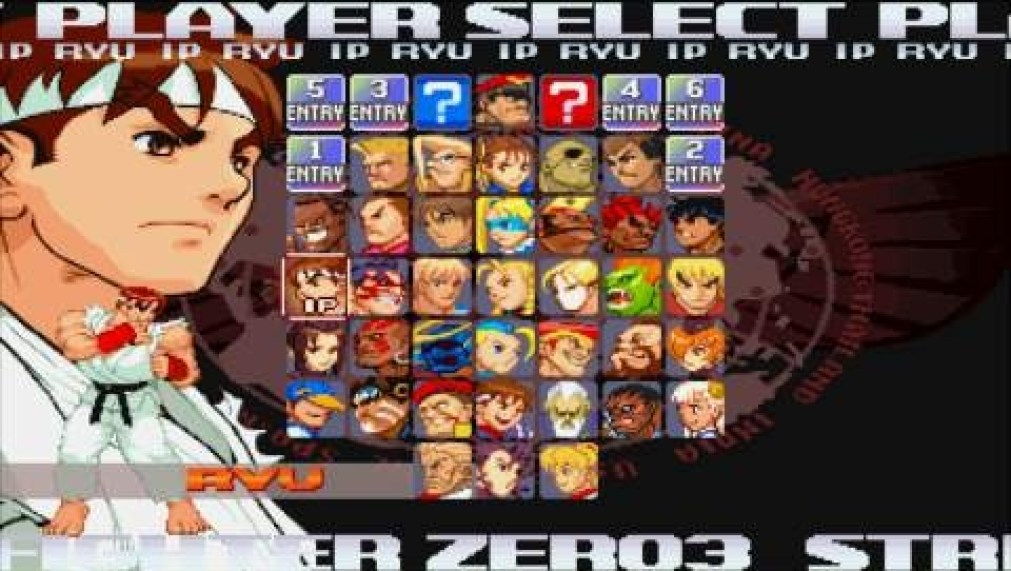 street fighter alpha 3 max ps2 iso