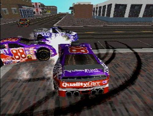 Juegos Gratis De Jeuris SV: Nascar Rumble Racing