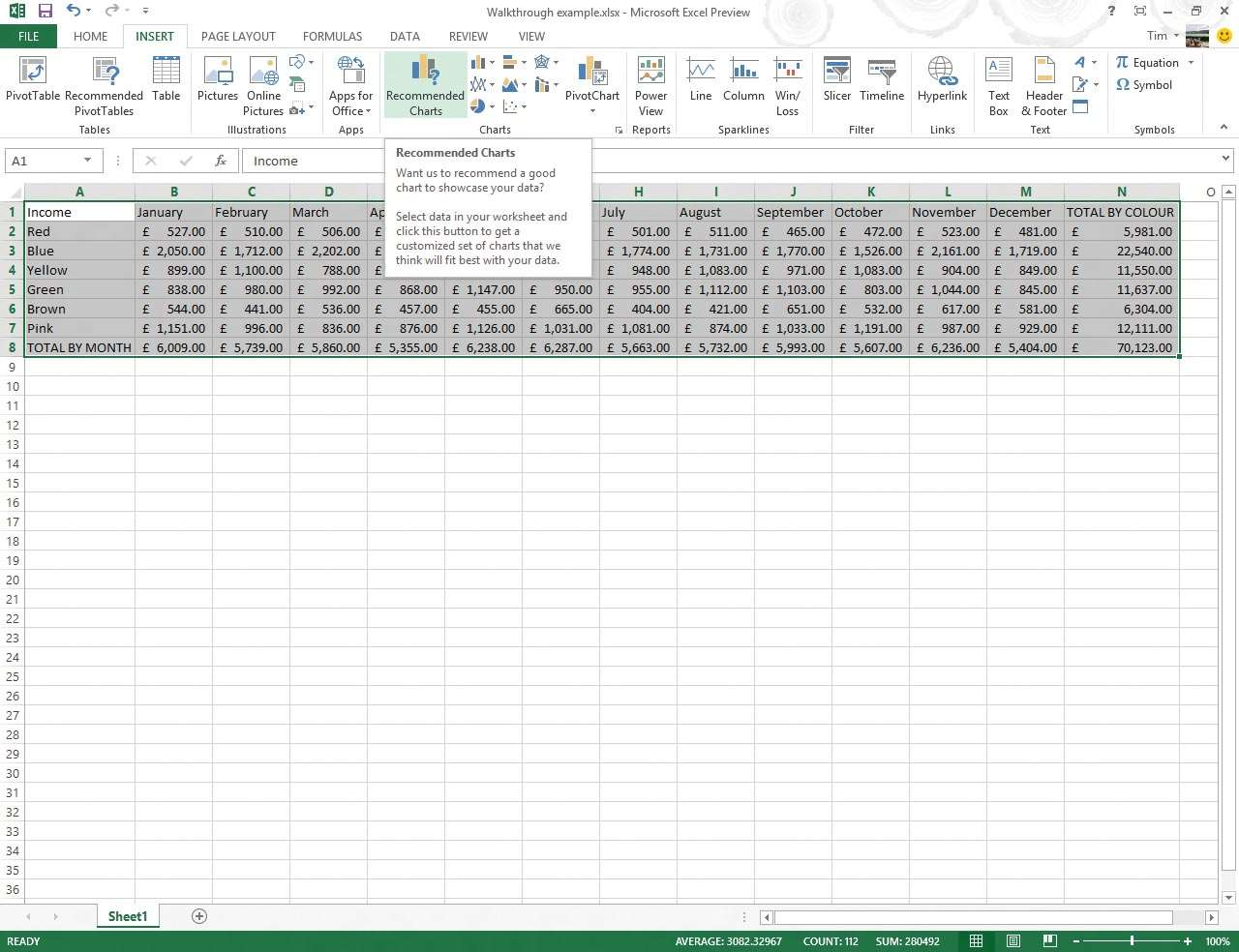 Excel What S Good What S Irritating