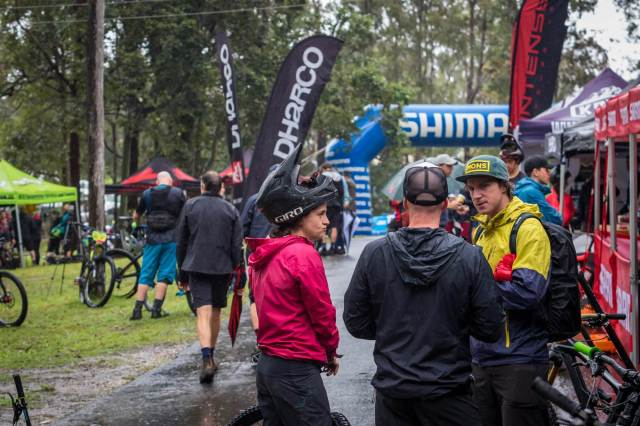 Wet and wild at the Shimano Enduro Gold Coast - Australian ...