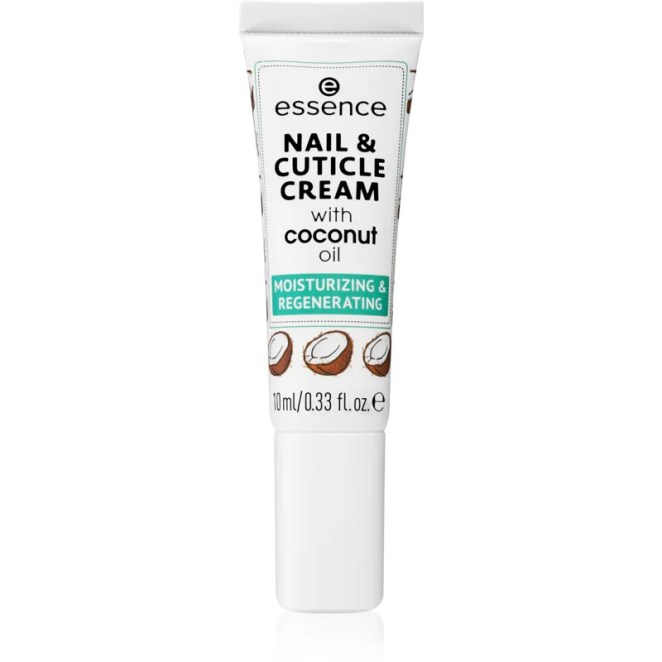 Essence Nail & Cuticle krém na nehty a nehtovou kůžičku 10 ml