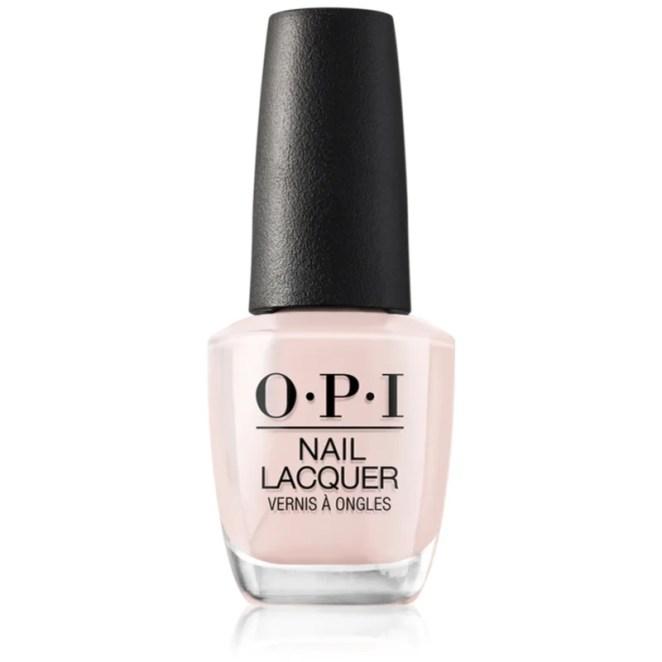OPI Nail Lacquer lak na nehty Stop I'm Blushing 15 ml