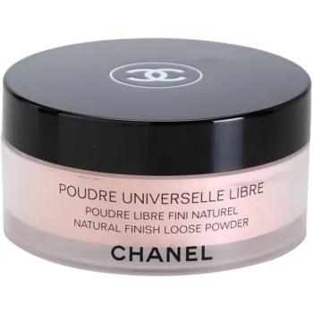 Chanel Poudre Universelle Libre sypký pudr pro přirozený vzhled odstín 22 Rose Clair 30 g