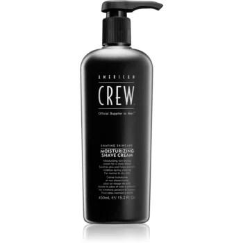 American Crew Shave & Beard Moisturizing Shave Cream crema de ras hidratanta pentru piele normala si uscata