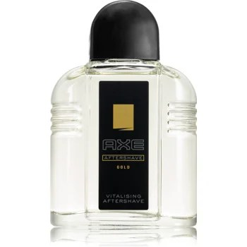 Axe Gold after shave
