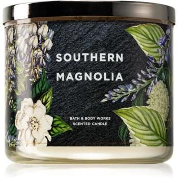 Bath & Body Works Southern Magnolia lumânare parfumată