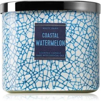 Bath & Body Works Coastal Watermelon lumânare parfumată