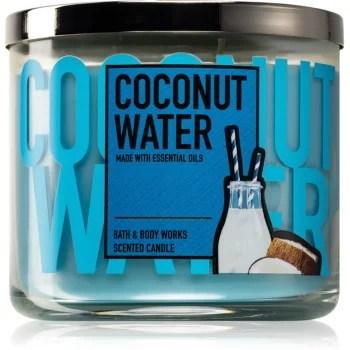 Bath & Body Works Coconut Water lumânare parfumată