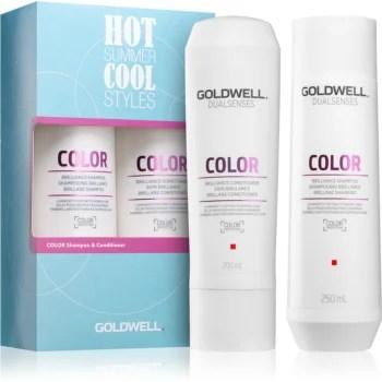 Goldwell Dualsenses Color set cosmetice (pentru par vopsit) pentru femei