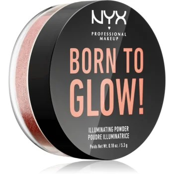 NYX Professional Makeup Born To Glow pudra pentru luminozitate