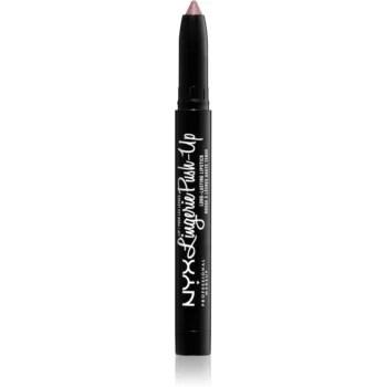 NYX Professional Makeup Lip Lingerie Push-Up Long-Lasting Lipstick ruj mat in creion