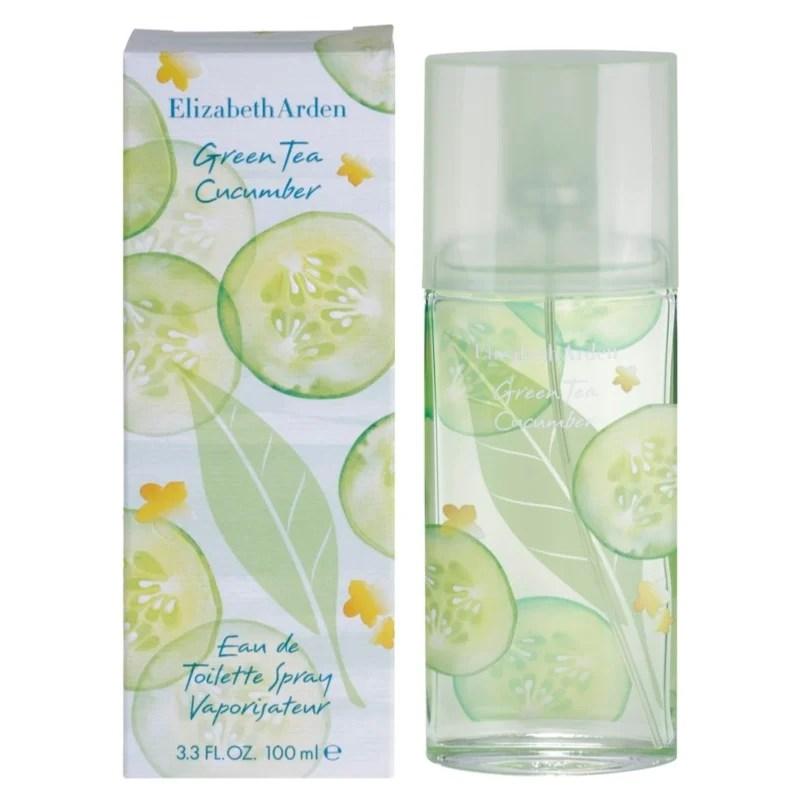 Elizabeth Arden Perfume Green Tea Review