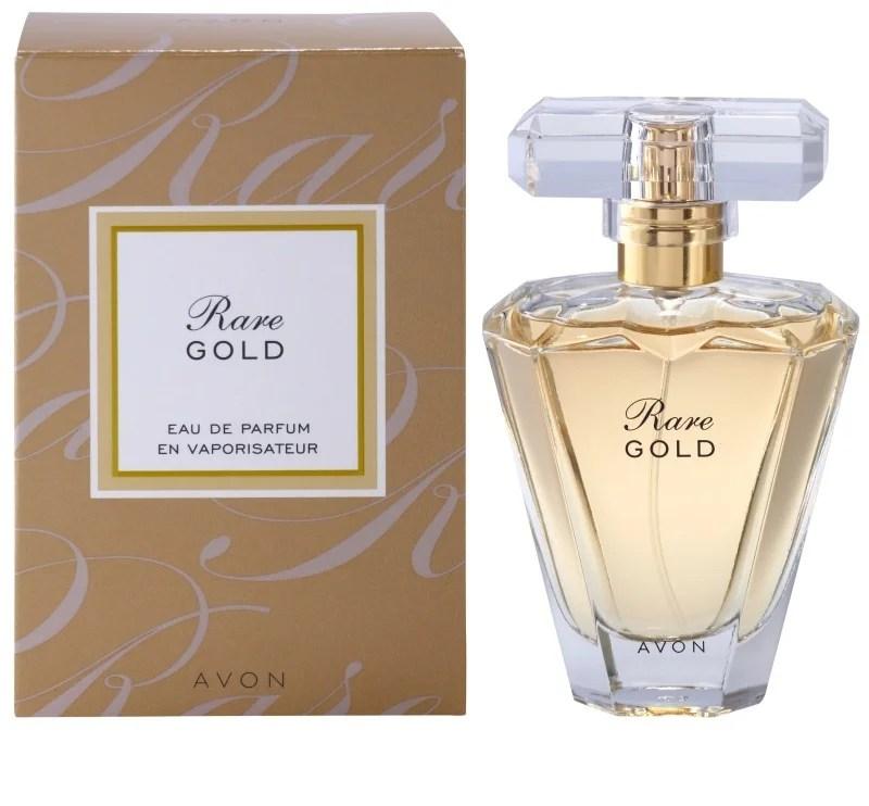 Parfum Rare Gold 1 De 7 Avon Eau