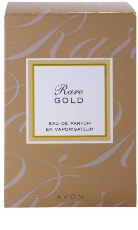 De Avon 7 1 Gold Rare Eau Parfum