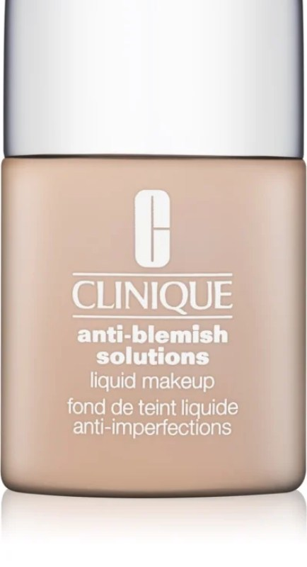 Anti Blemish Solutions Liquid Makeup Clinique Opinie | Makeupview co