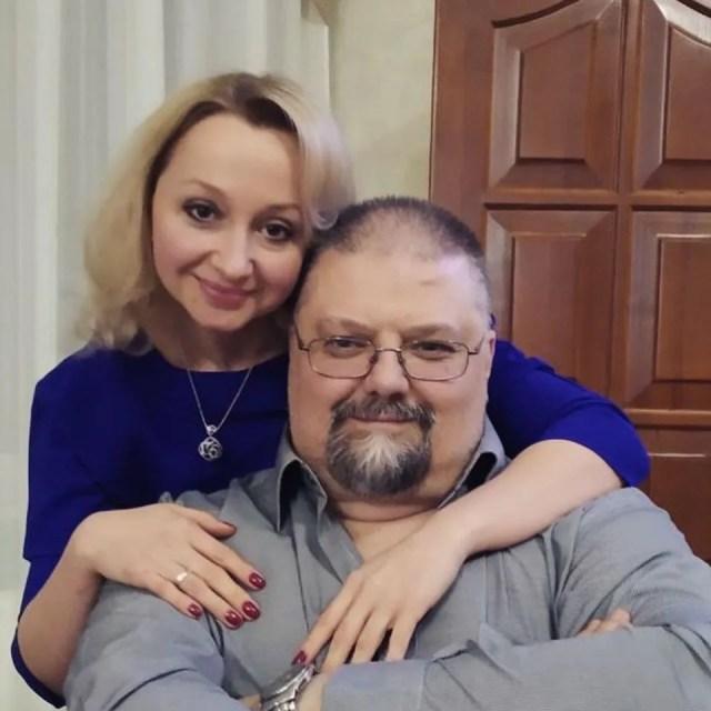 Ирина и Александр Ищук