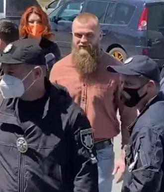 Нардеп Дмитрук на автопробігу Шарія в Одесі
