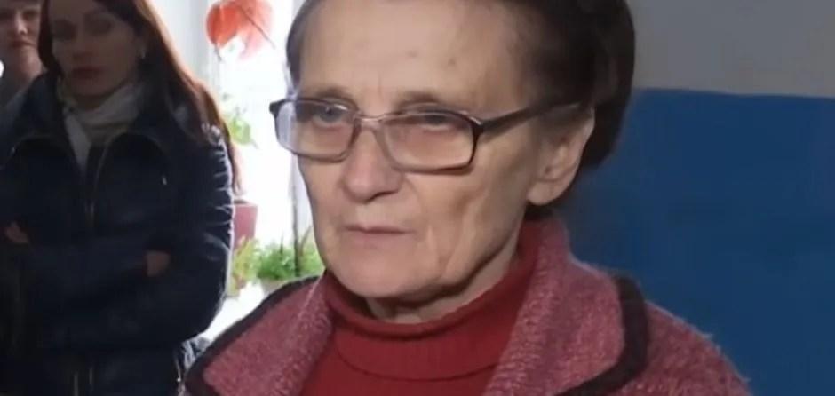 Вчителька математики Ніна Кобізько