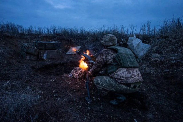 Піхота ЗСУ