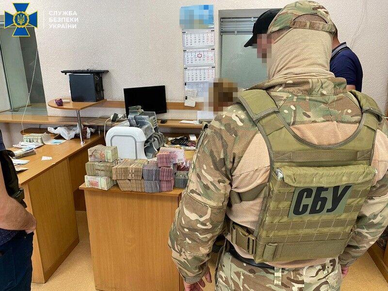 В Одесі викрили конвертаційний центр